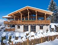 Realisierte chalets landh user luxusimmobilien im for Chalet modern bauen