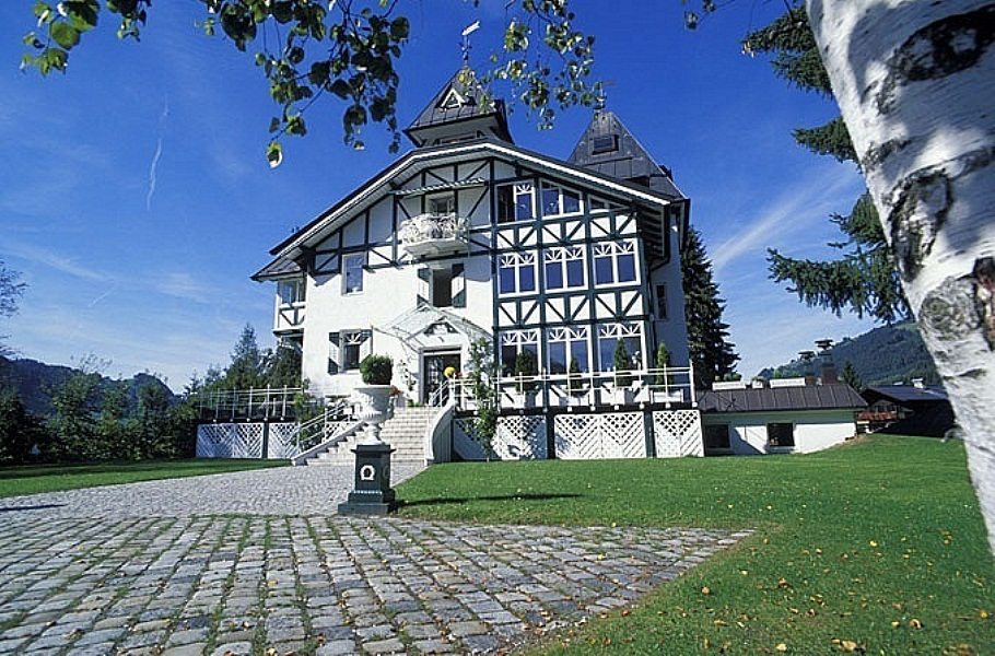 Villa Lukasbühel in Kitzbühel