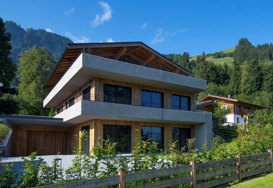 Wohnhaus mit Büroetage Nähe Kitzbühel